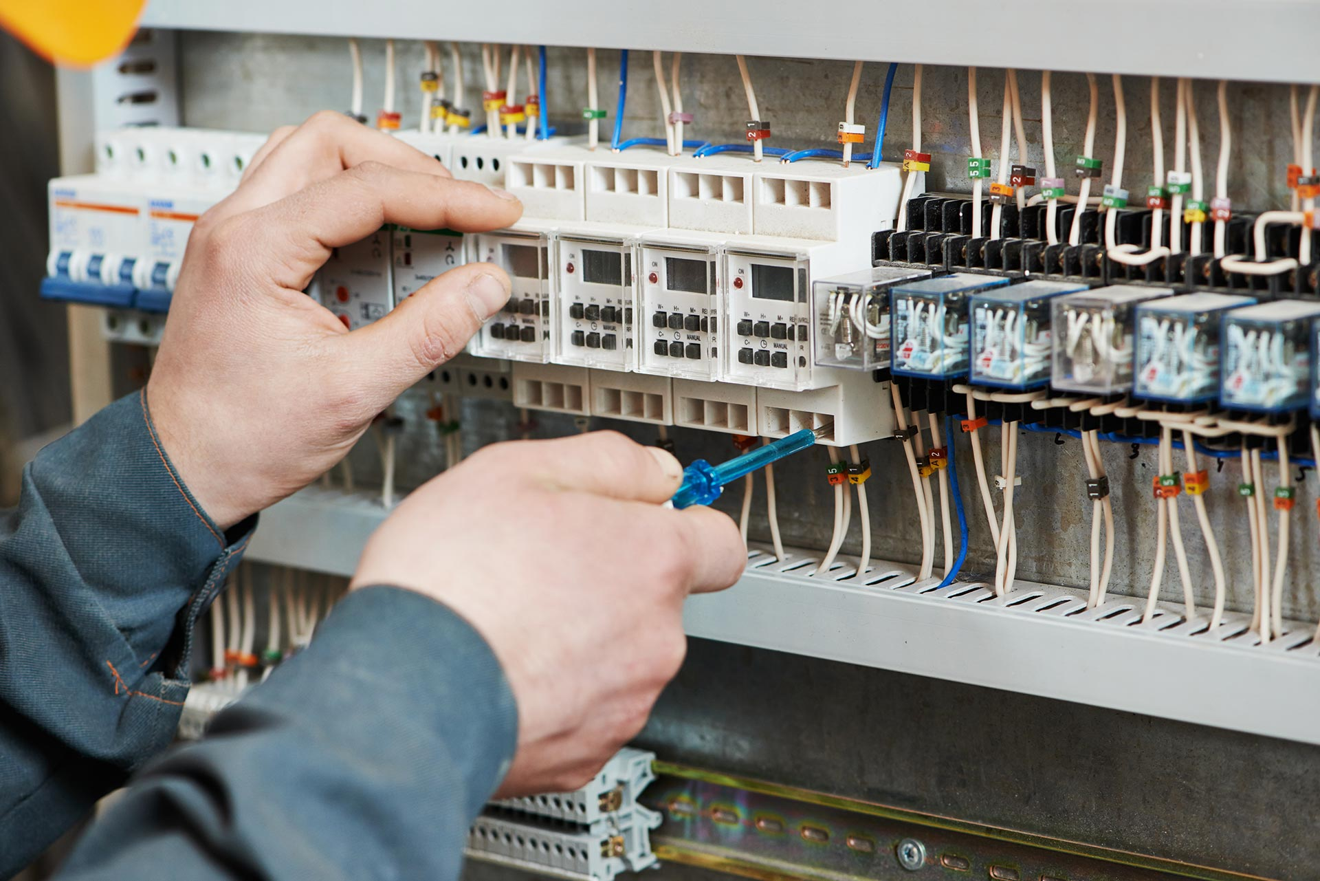Contact GetATech for professional Residential & Commercial Electronics Service